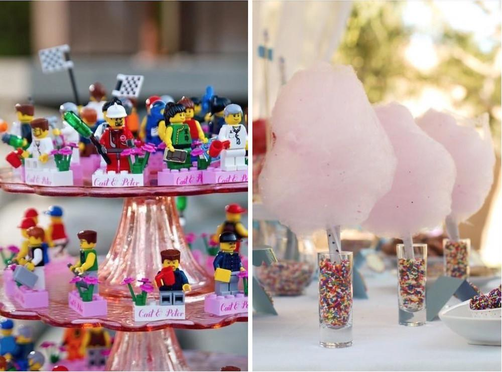 Favorite Kids Wedding Table Ideas Calder Clark