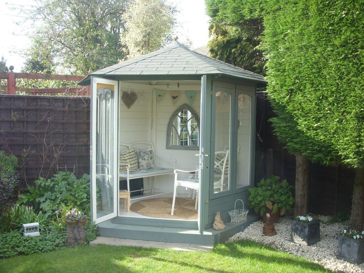 Features Dunster House Summerhouse