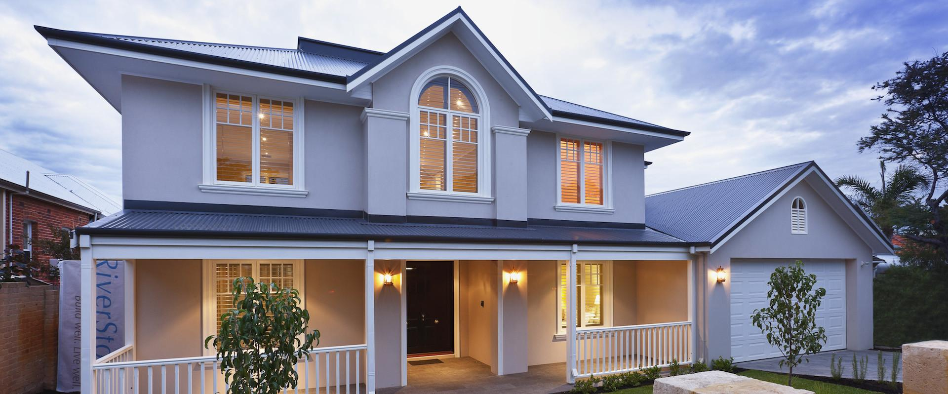 Federation Style House Plans Melbourne