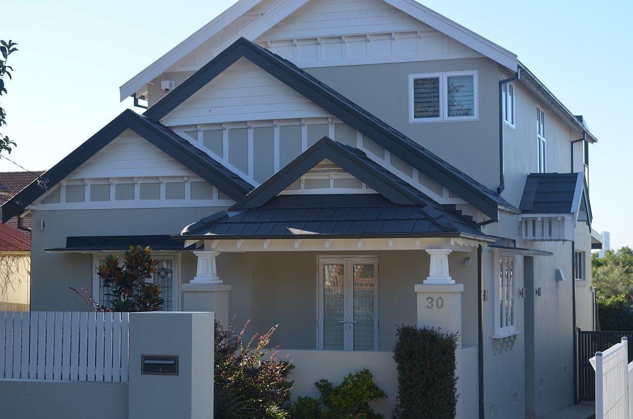 Federation Style Project Homes Sydney Home Design