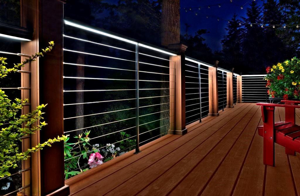 Feeney Led Deck Lighting Concord Carpenter