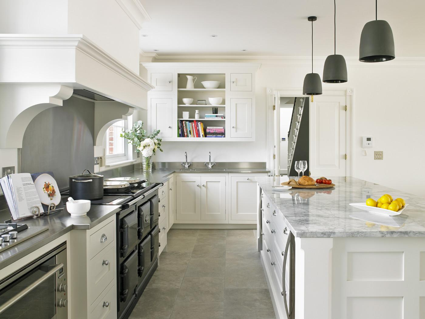 Felsted Bespoke Fitted Kitchen Luxury Designs