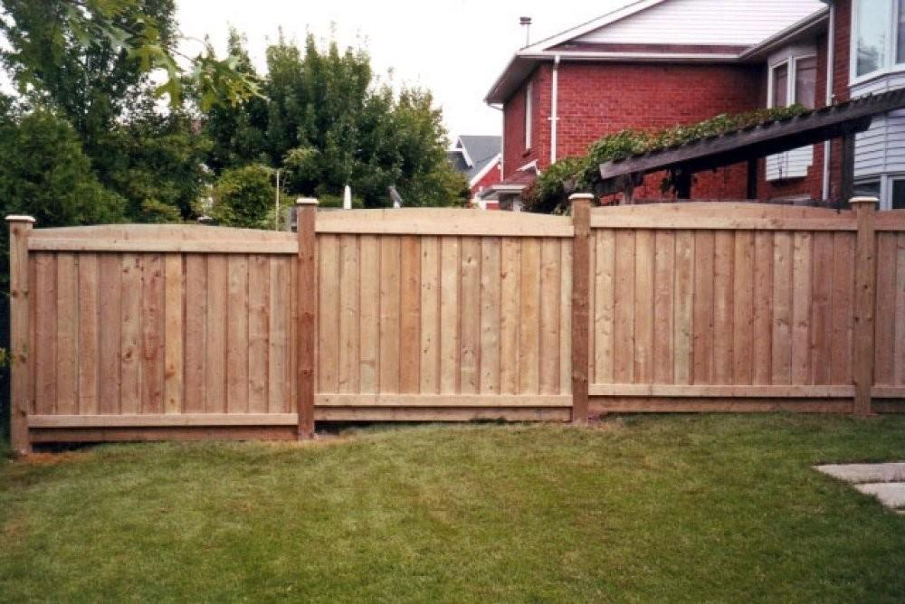Fence Types Fences