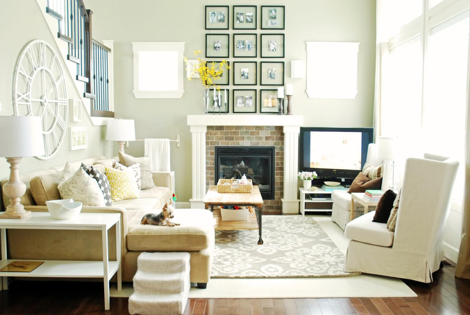 Feng Shui Living Room Contemporary Designs Try