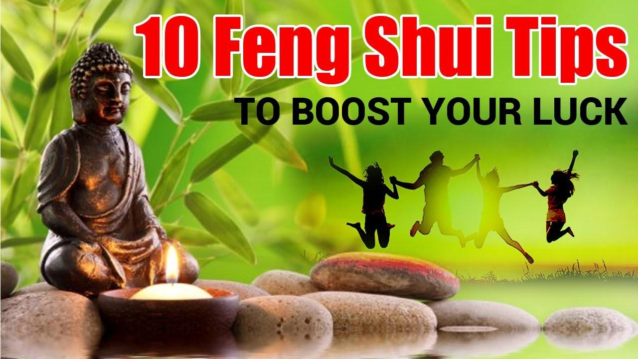 Feng Shui Tips Boost Your Luck