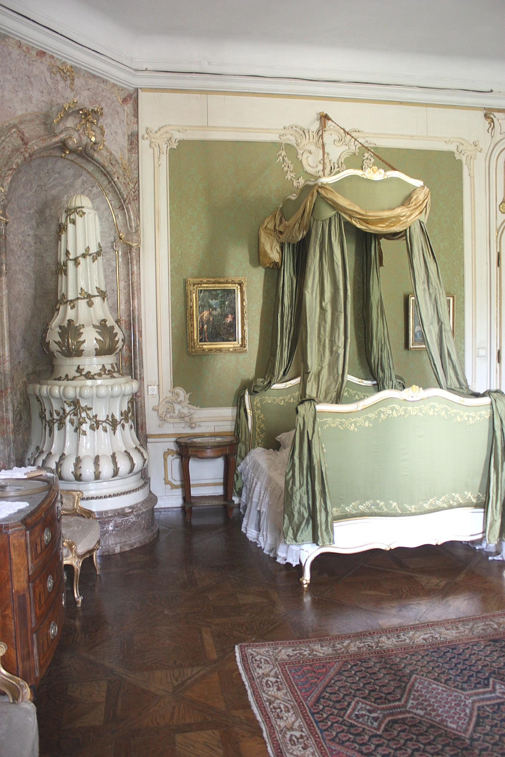 Fert Teau Esterhaza Bedroom Princess