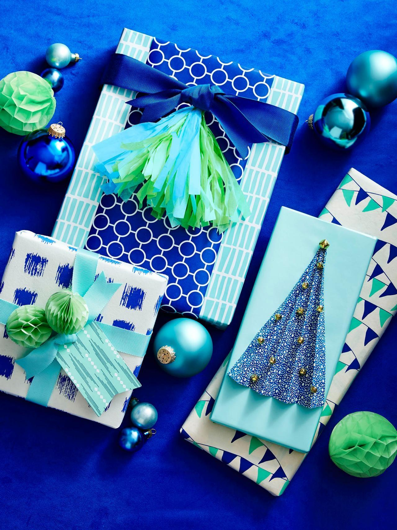 Festive Diy Holiday Gift Wrapping Ideas