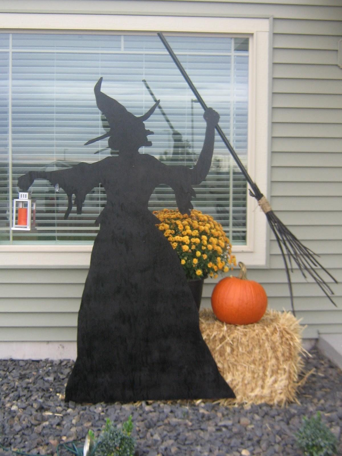 Festive Halloween Witch Decor Diy Ideas