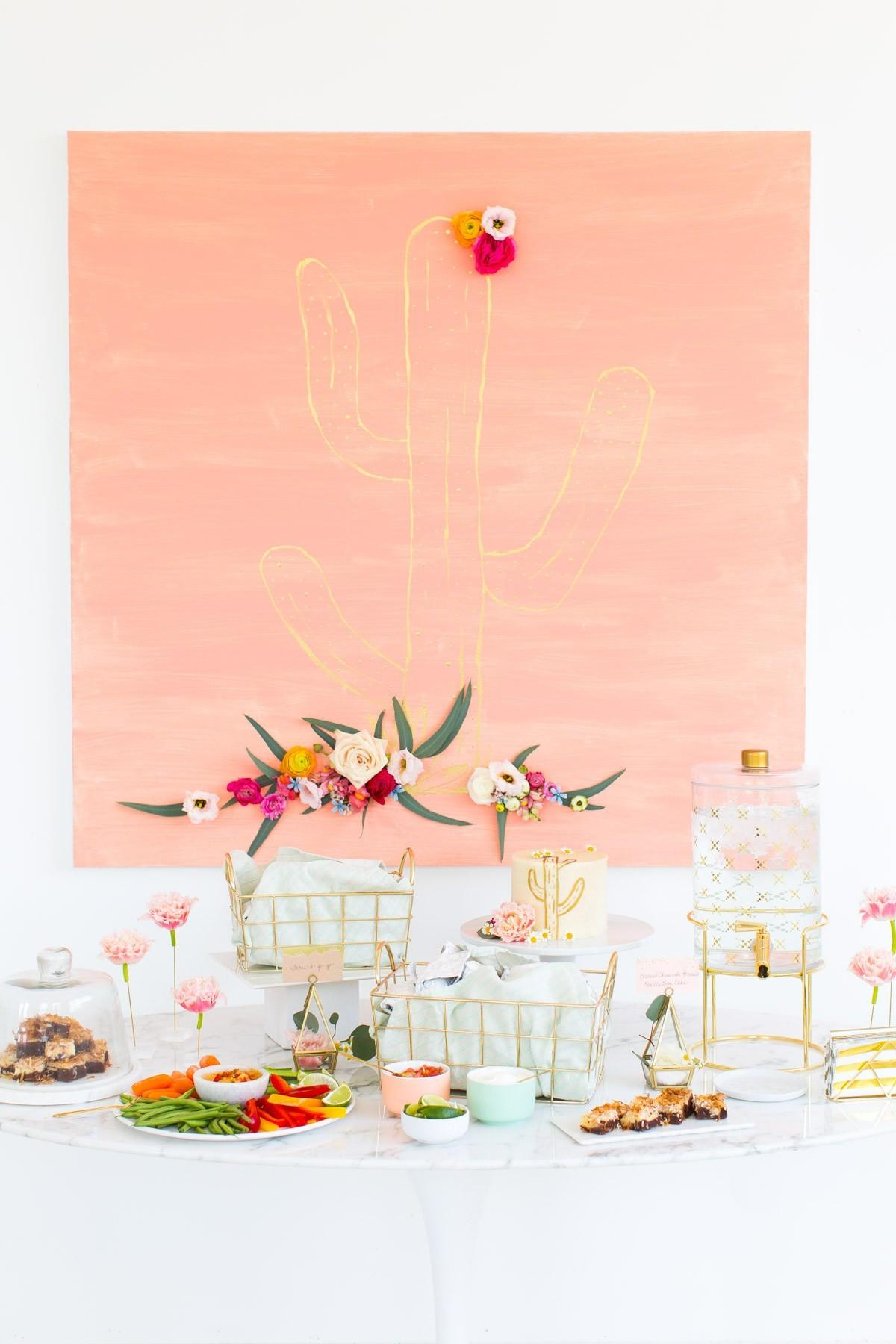 Festive Summer Party Themes Interior Design