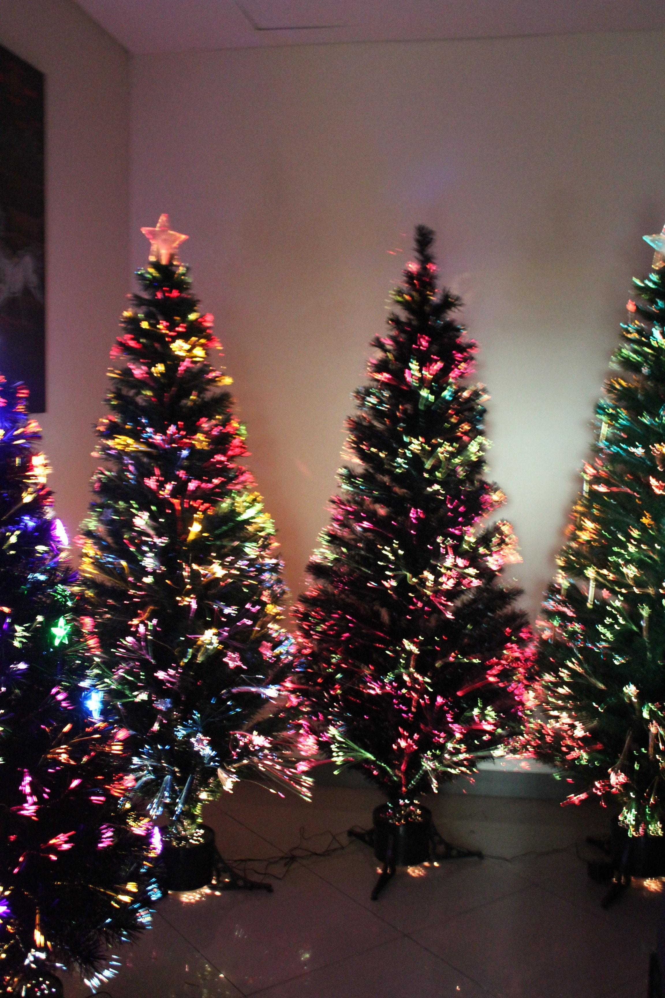 Fiber Optic Christmas Tree 2017 Best Business Template