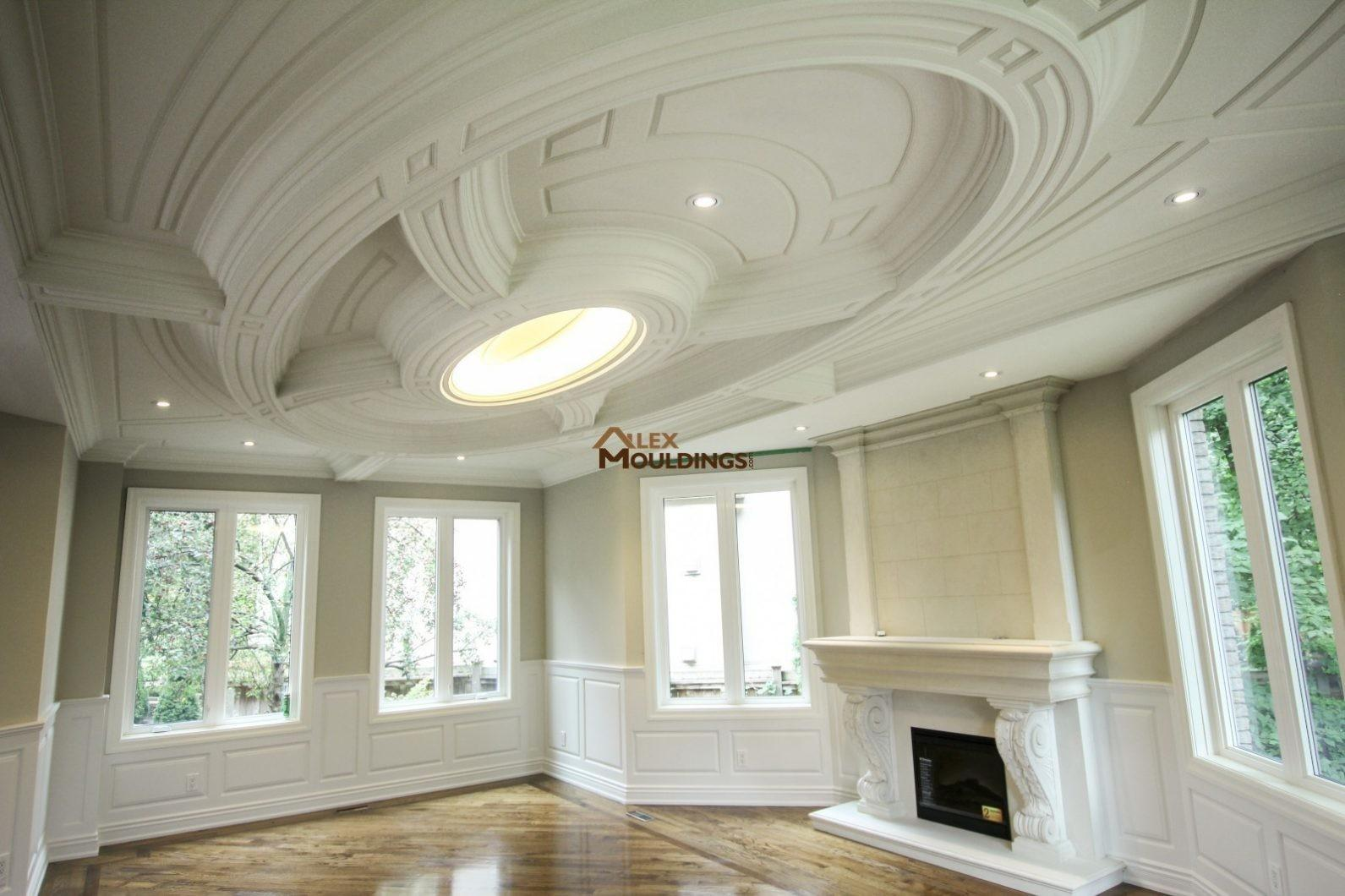 Fifth Wall Inspirational Ceilings Alex Moulding
