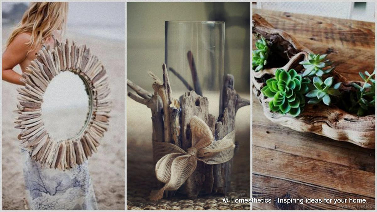 Find Creative Diy Driftwood Decor Inspiration Your