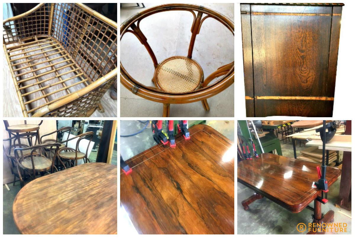 Fine Furniture Restoration Projects Remember