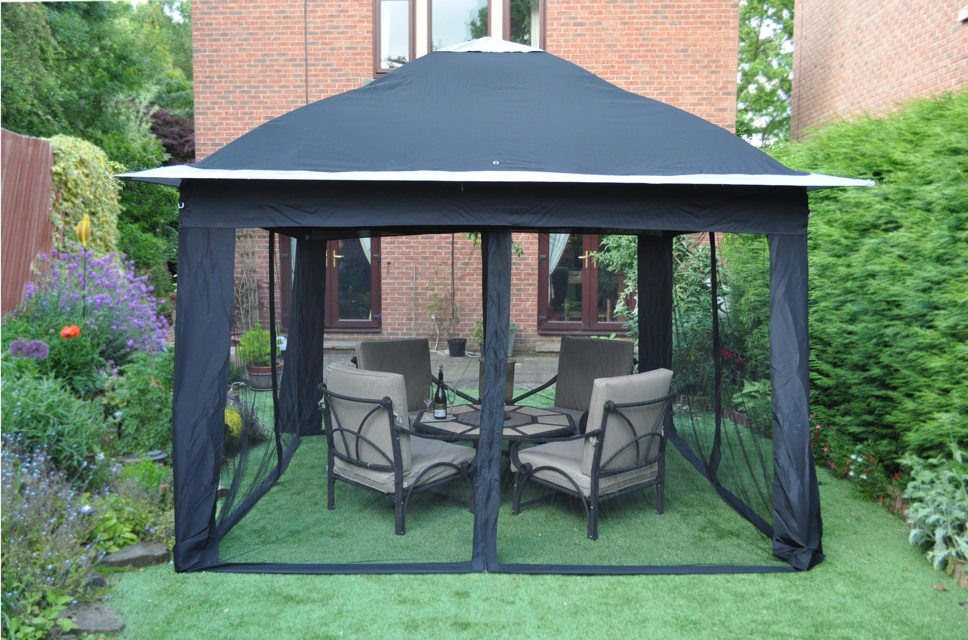 Fine Patio Gazebo Design Ideas 119