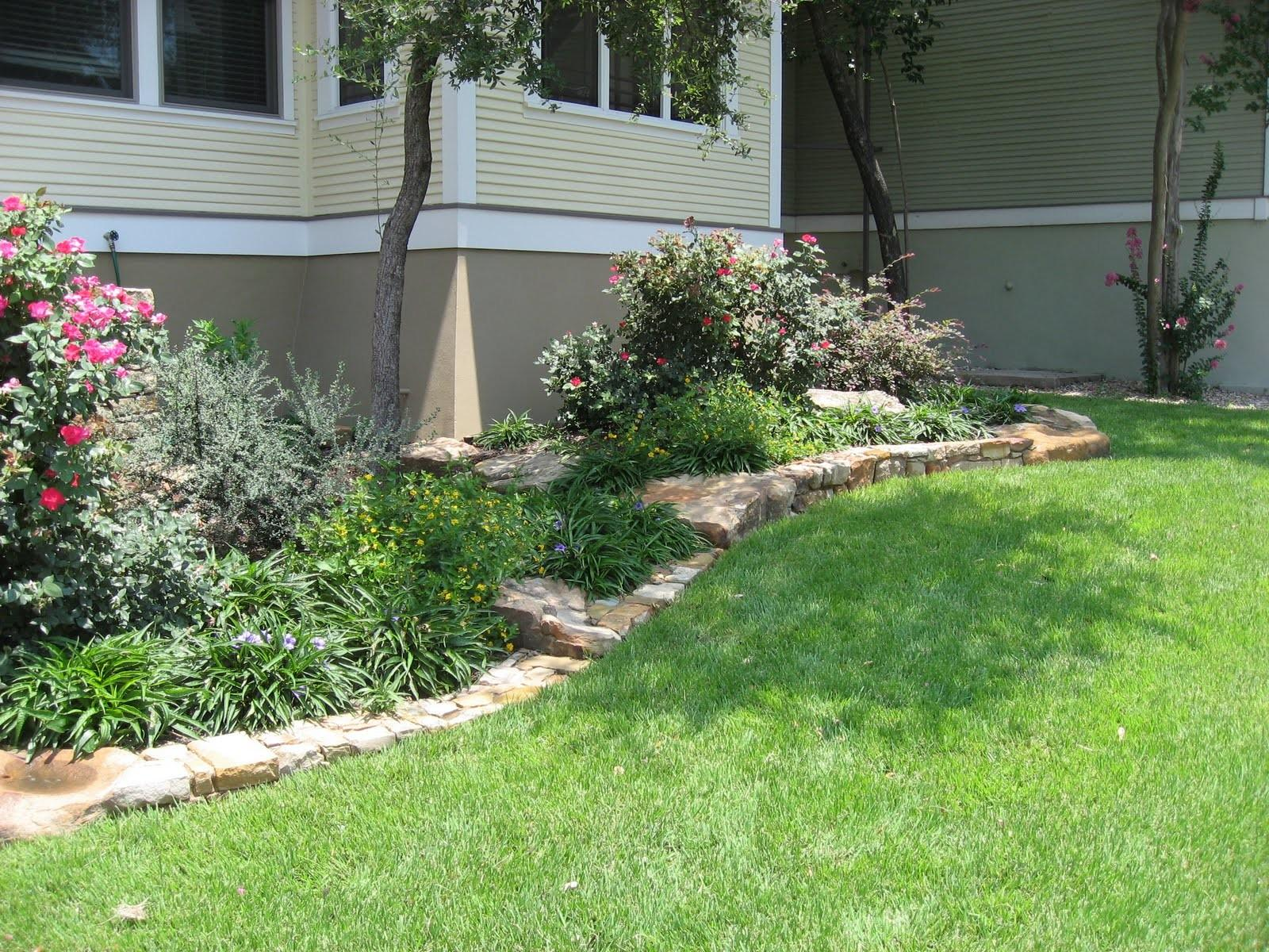 Finest Flower Bed Ideas Front Yard Gardening