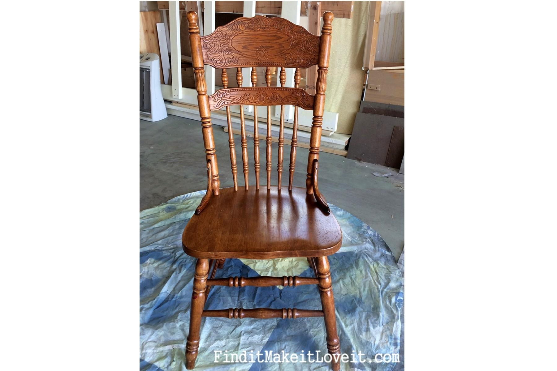 Finished Chairs Diy Chalk Paint Find Make