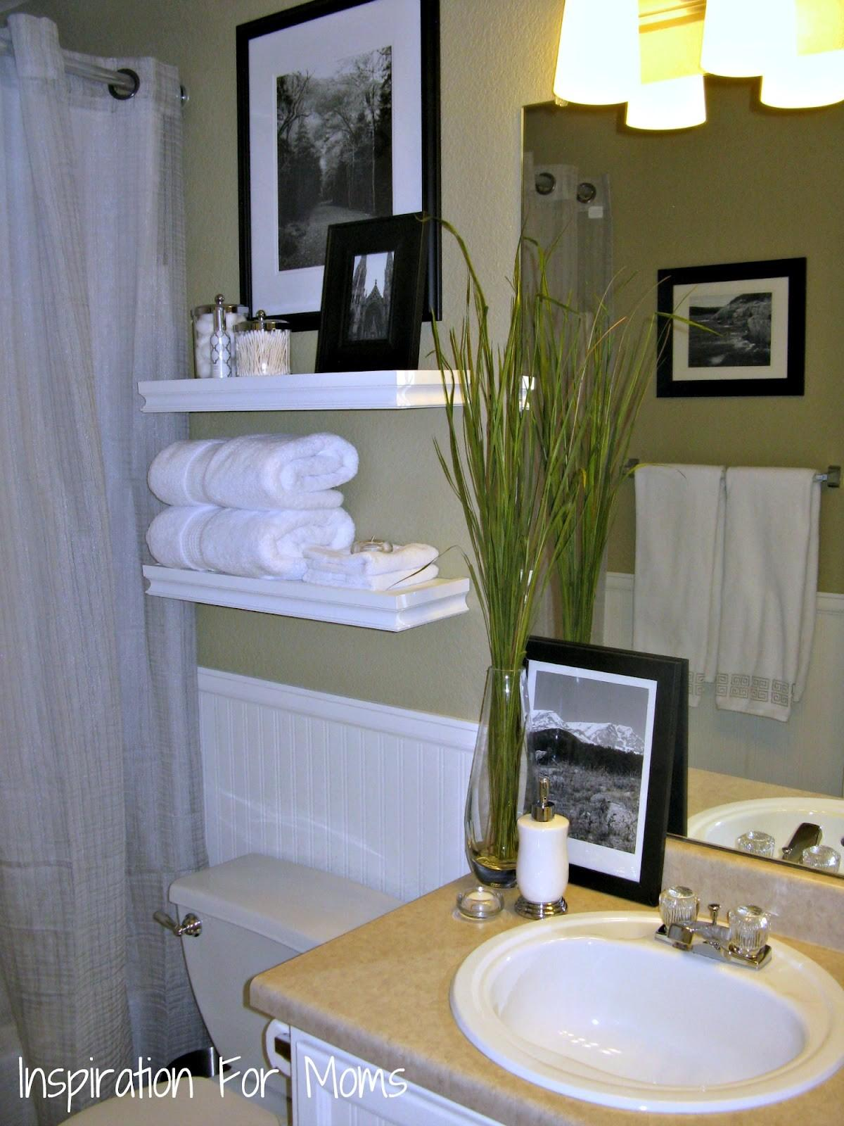 Finished Friday Guest Bathroom Remodel Inspiration