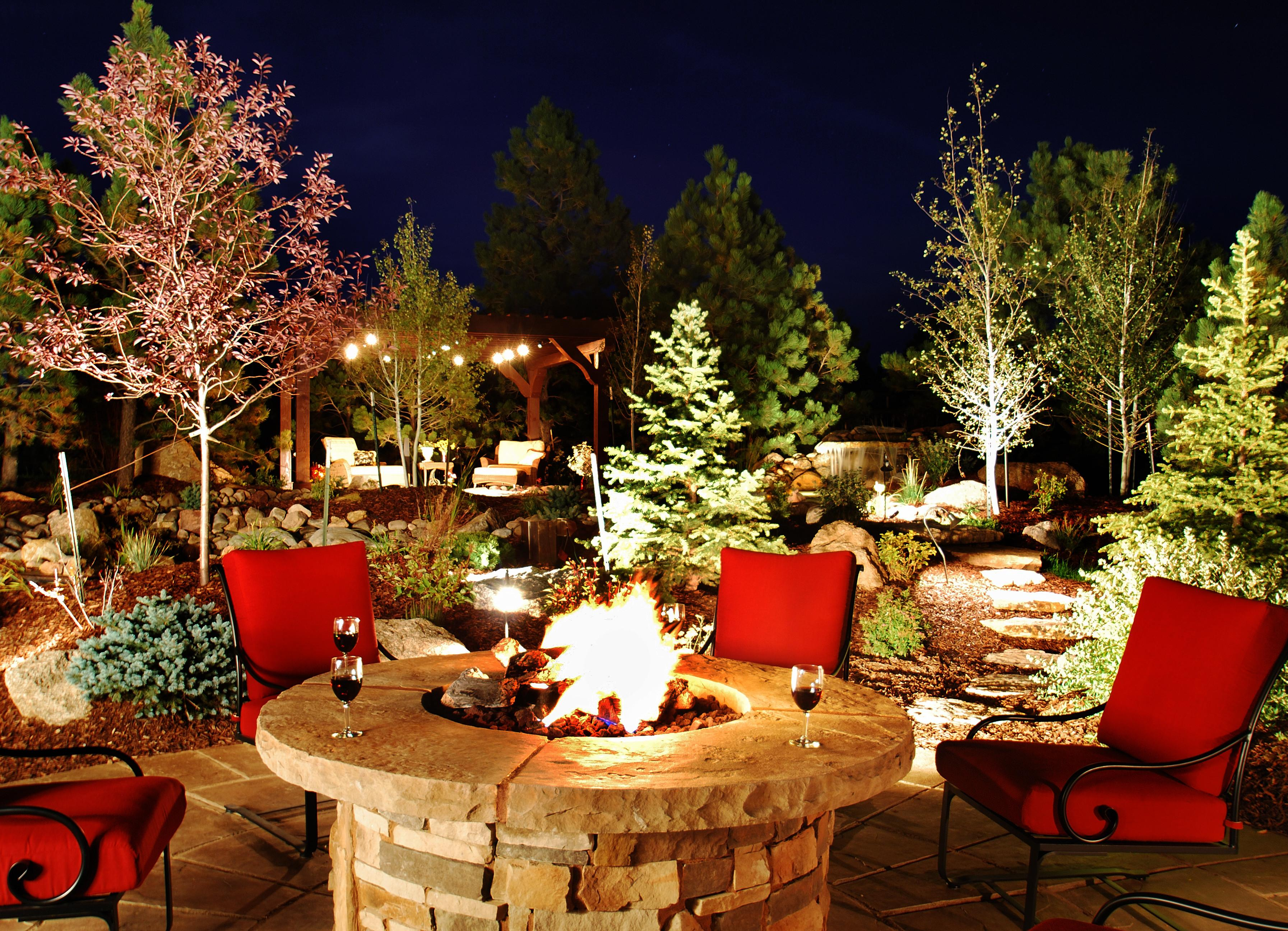 Fire Pits Mosaic Outdoor Living Landscapes Colorado