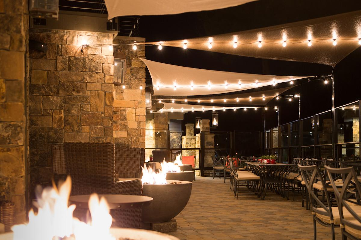 Fired Restaurants Fire Pits Year Round