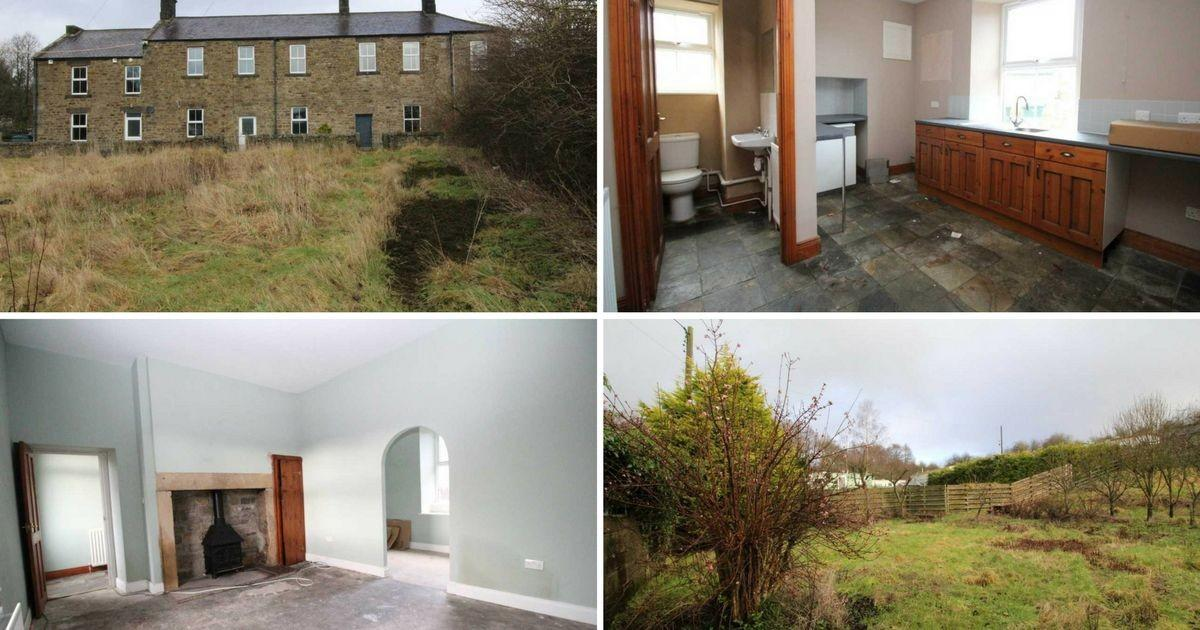 Five Bed Northumberland Farmhouse Could