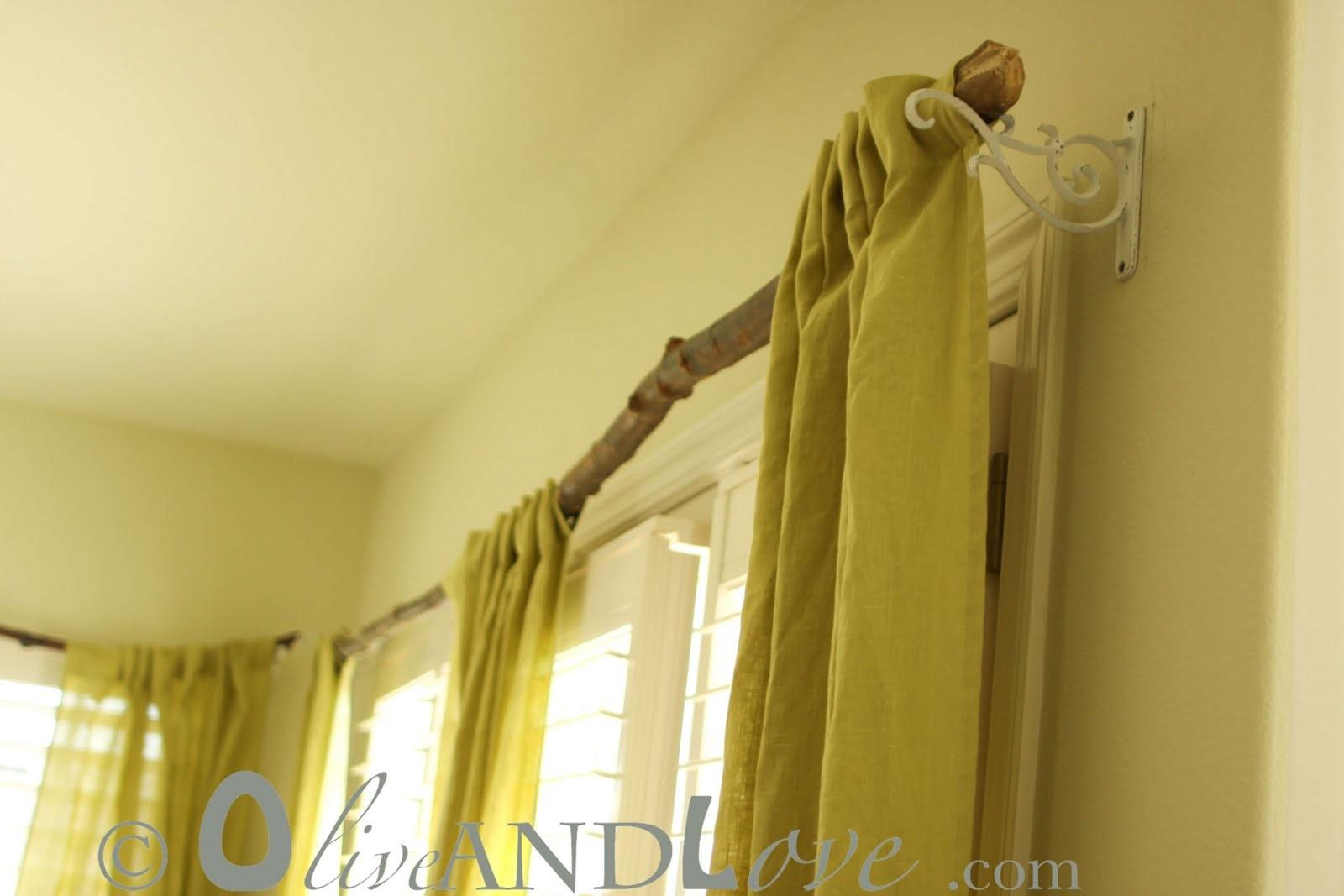 Five Creative Curtain Projects Diy Files