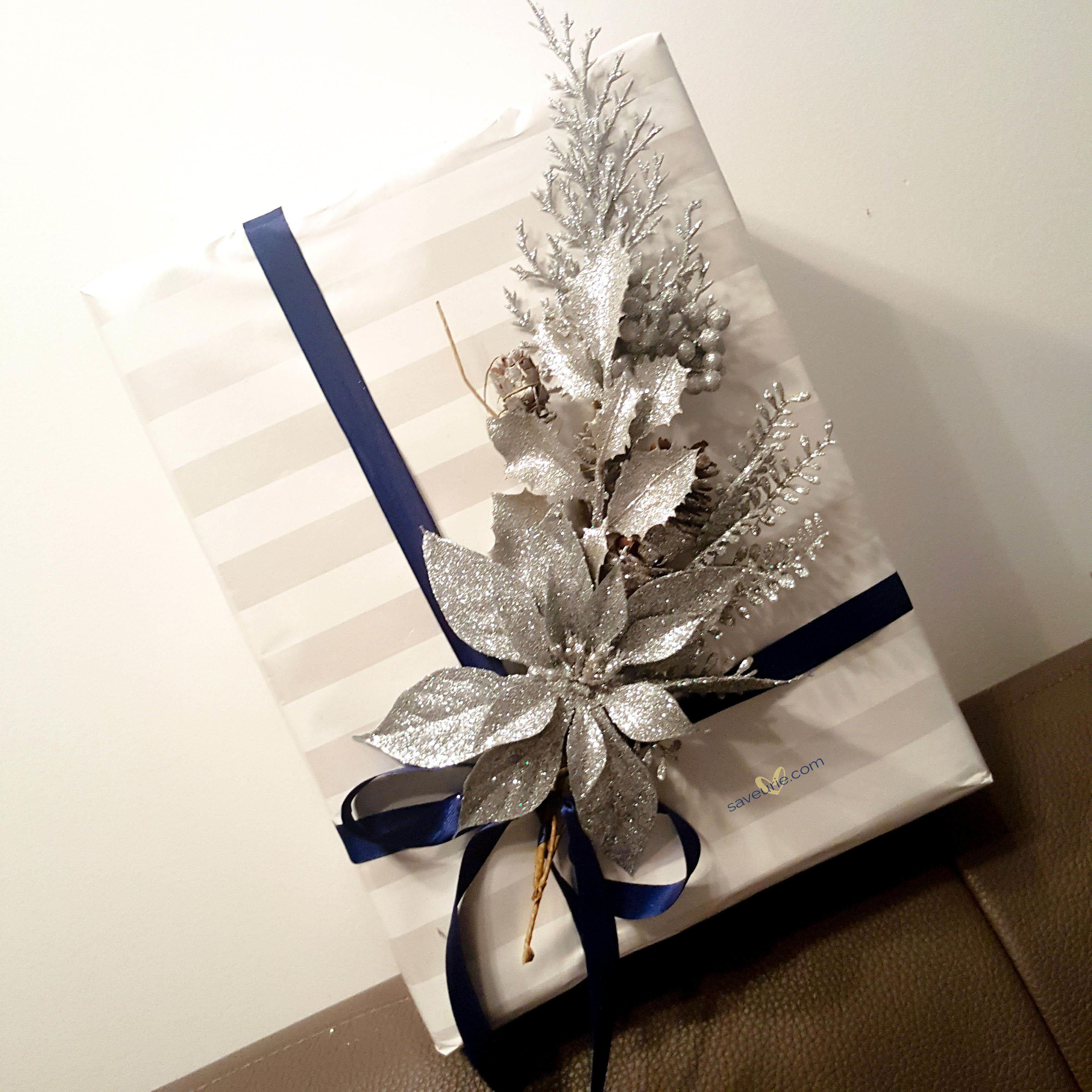 Five Easy Gift Wrapping Ideas Saveurie