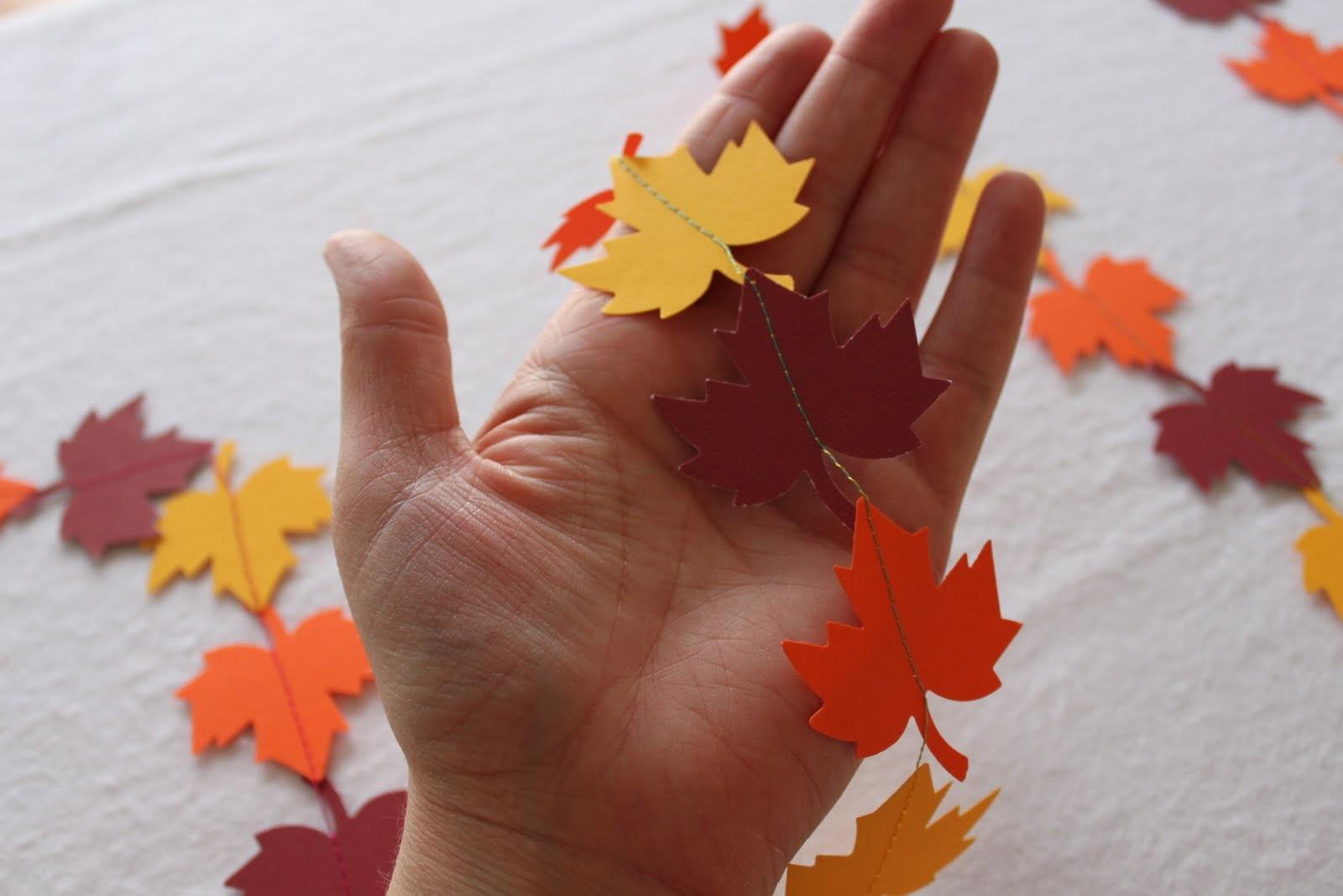 Five Leafy Projects Fall Dollar Store Crafts
