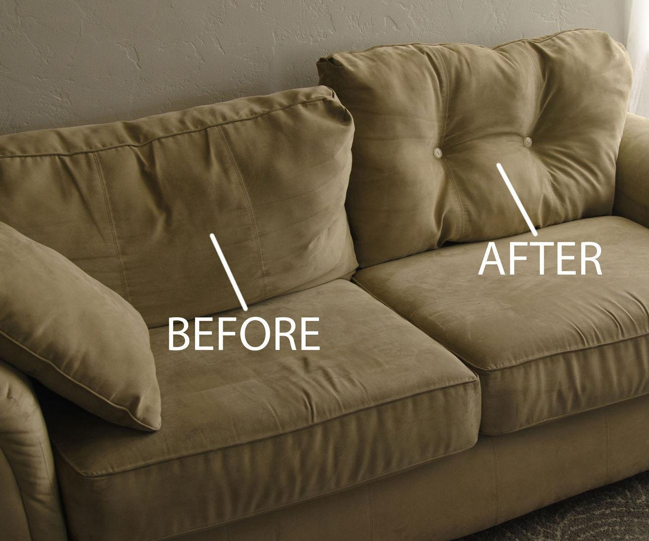 Fix Saggy Couch Cushions