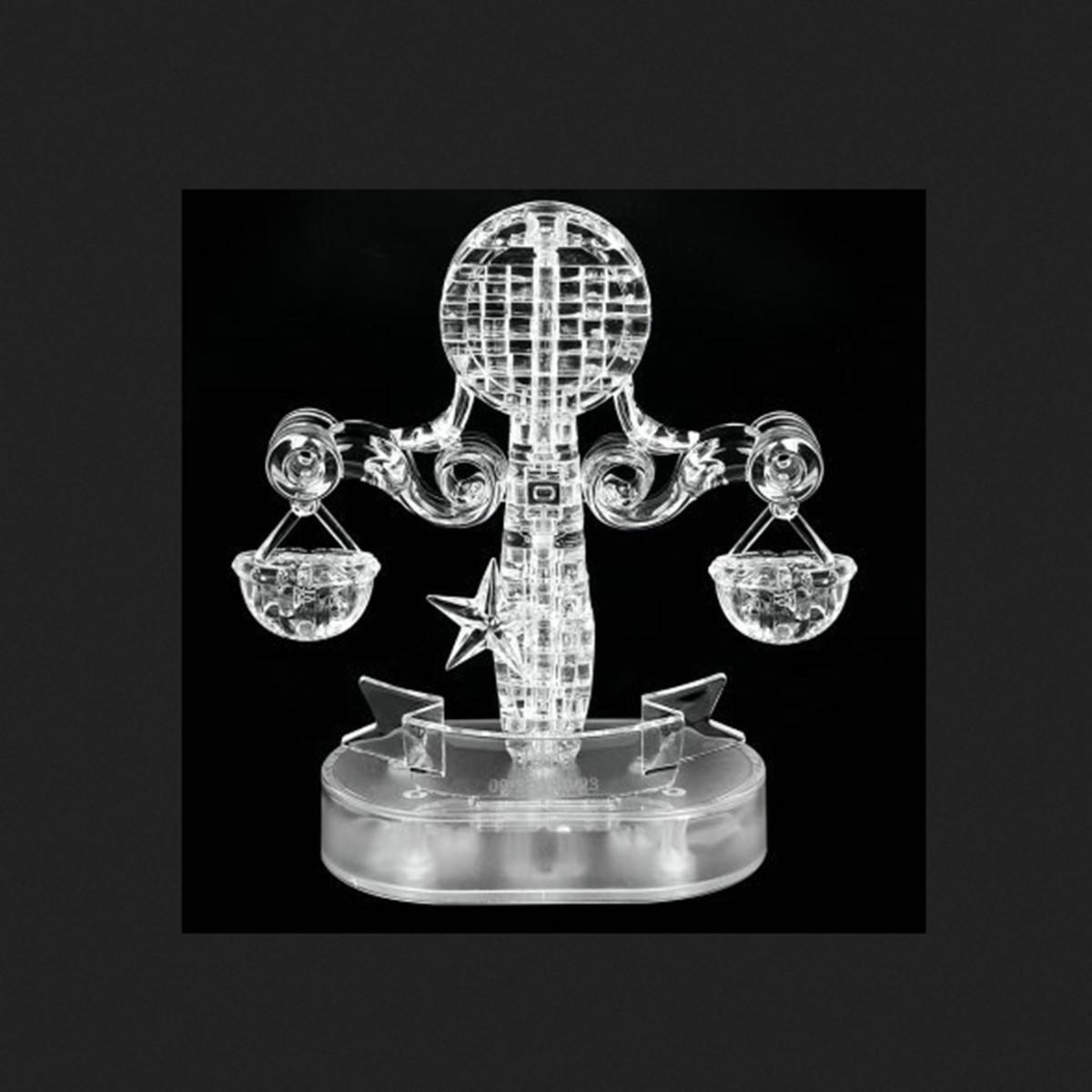 Flash Led Crystal Constellations Jigsaws Puzzles