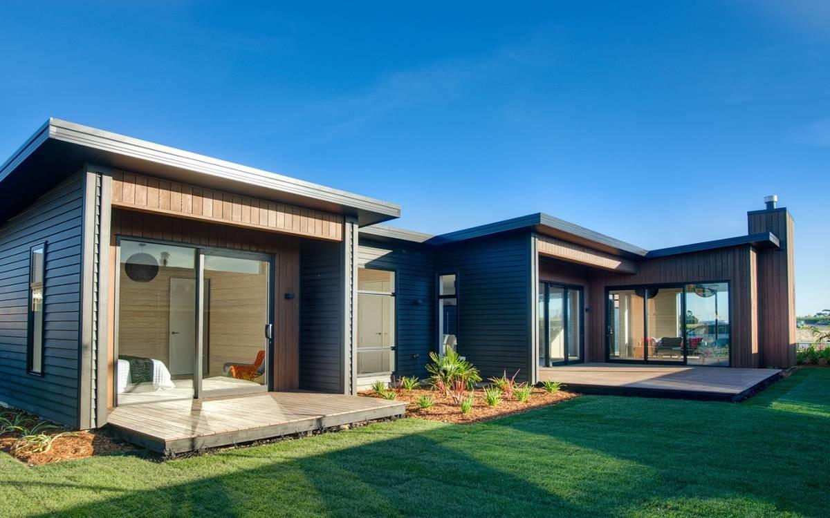 Flat Roof House Designs New Zealand Best Voixmag
