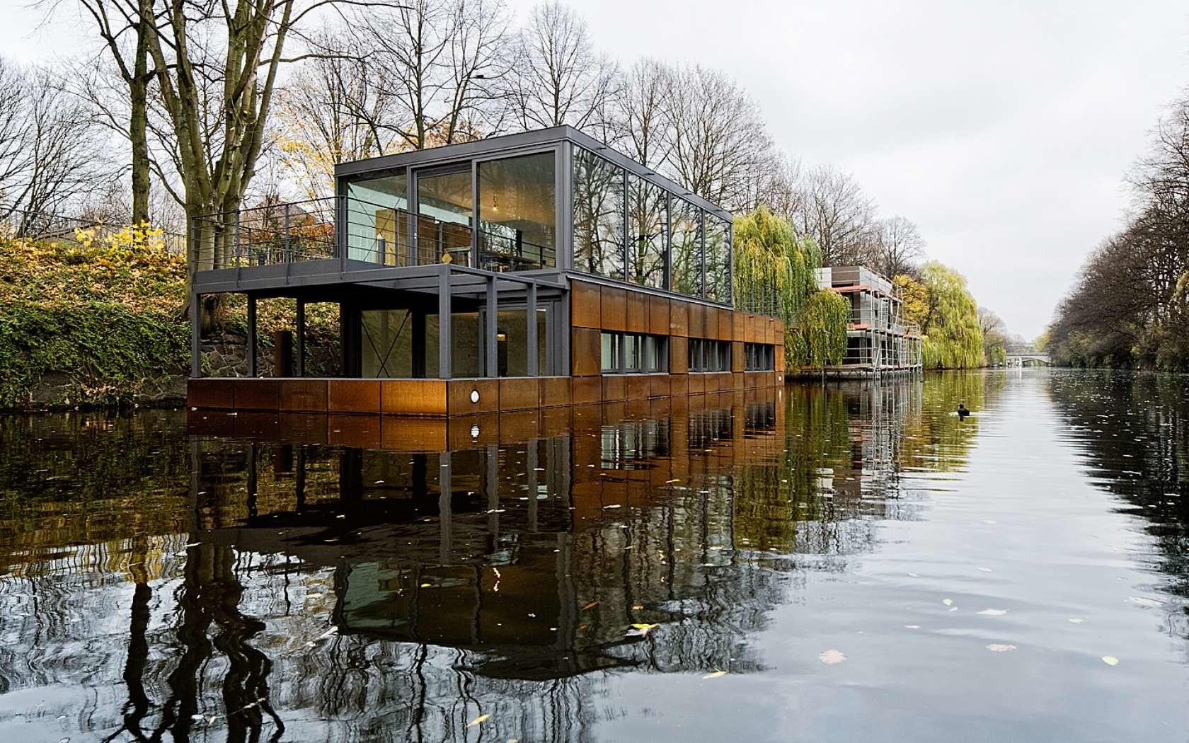 Floating Homes Love Live Virginia Duran Blog