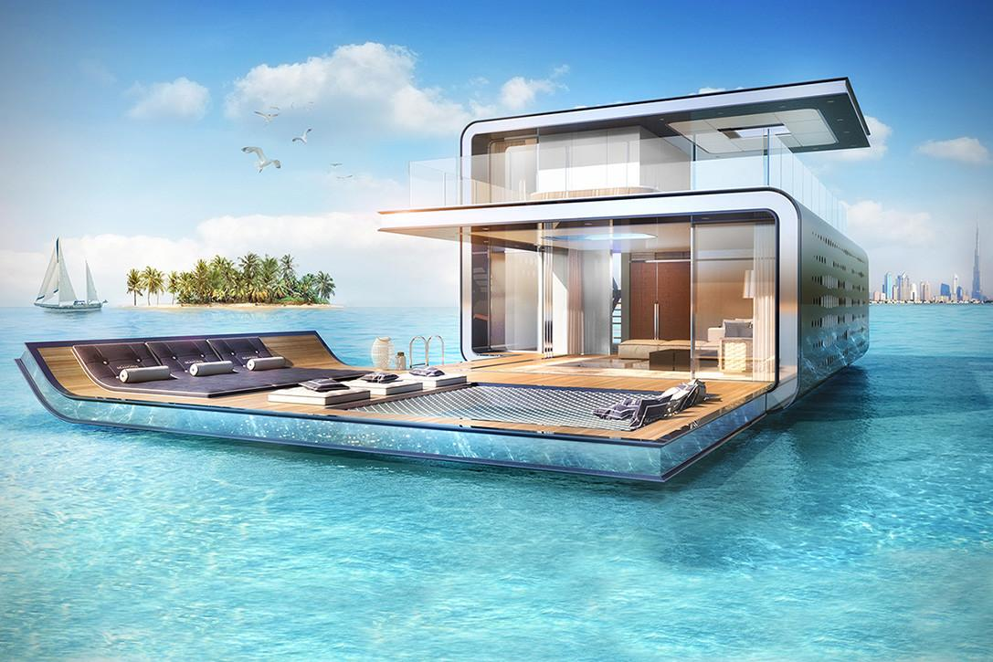 Floating Seahorse Home Signature Edition Hiconsumption