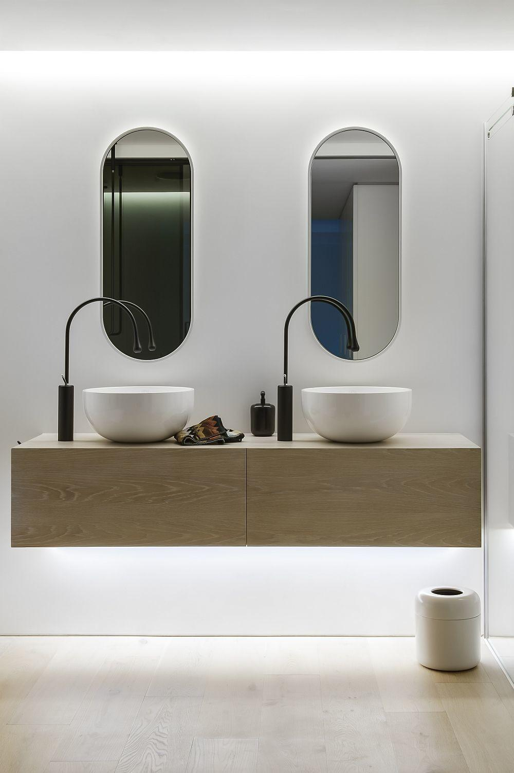 Floating Vanity Unit Wood Decoist