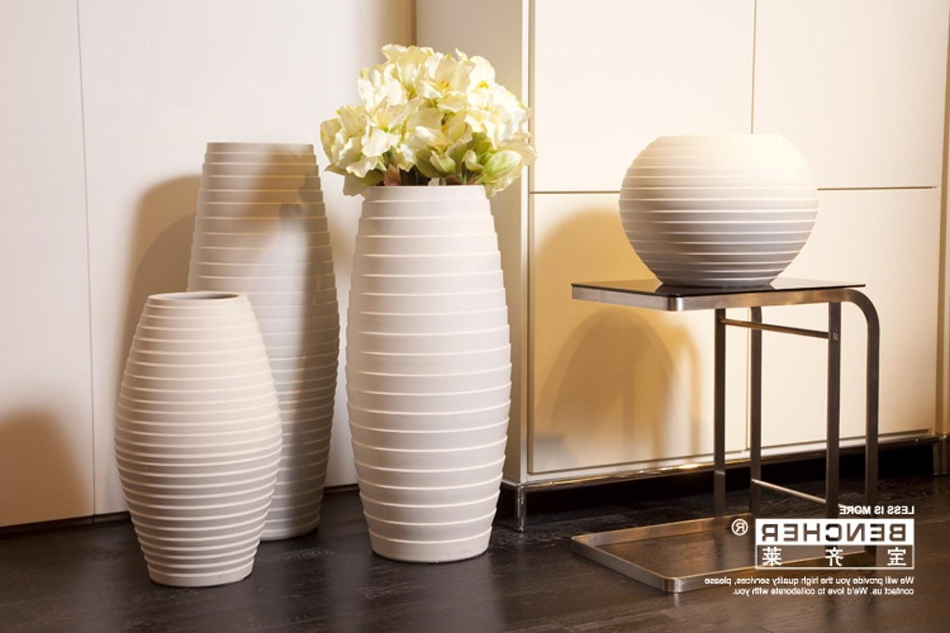 Floor Vases Living Room Peenmedia