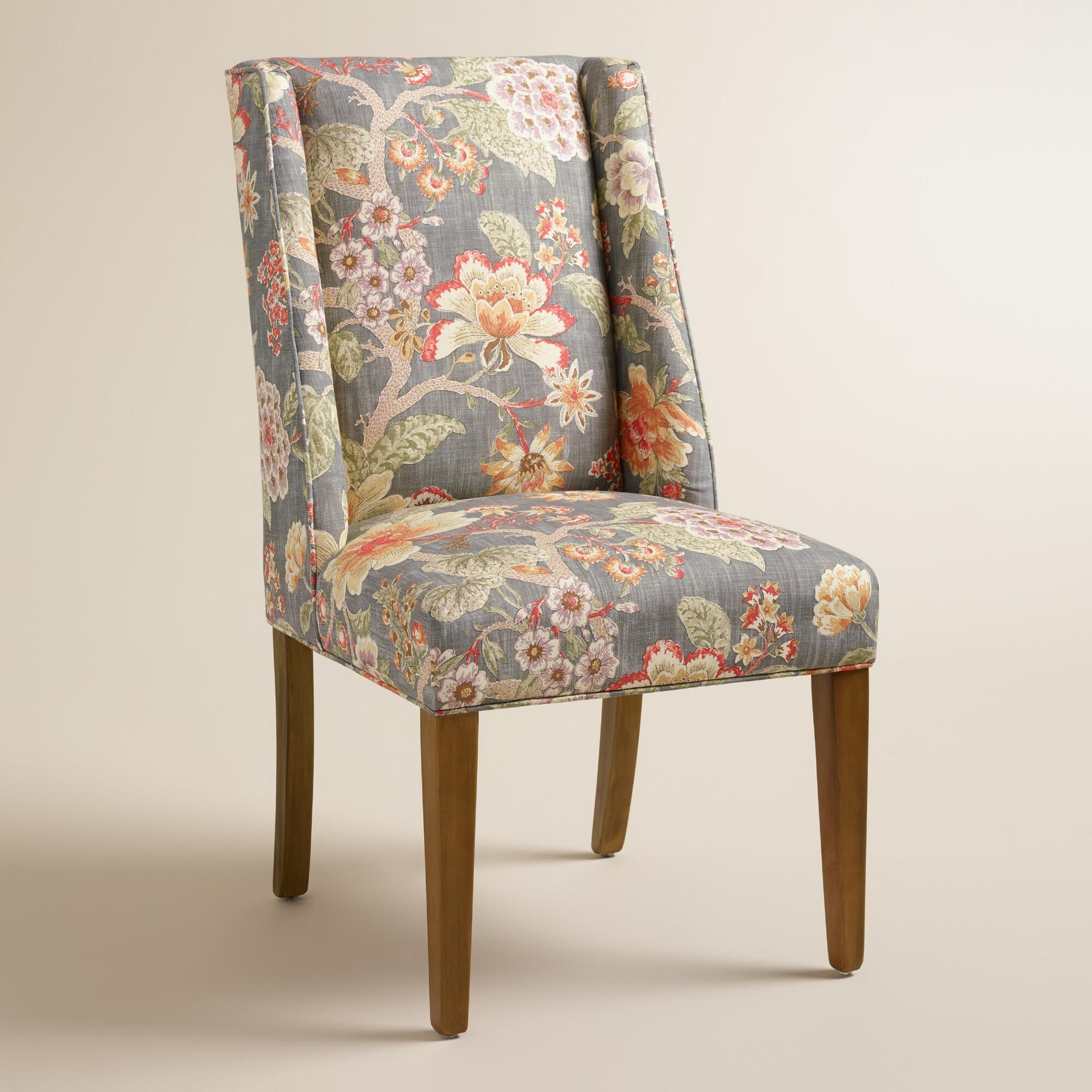 Floral Dining Room Chairs Alliancemv