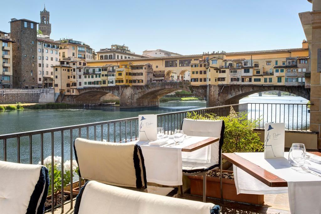 Florence Classical Hotel Lungarno Gets Modern Makeover