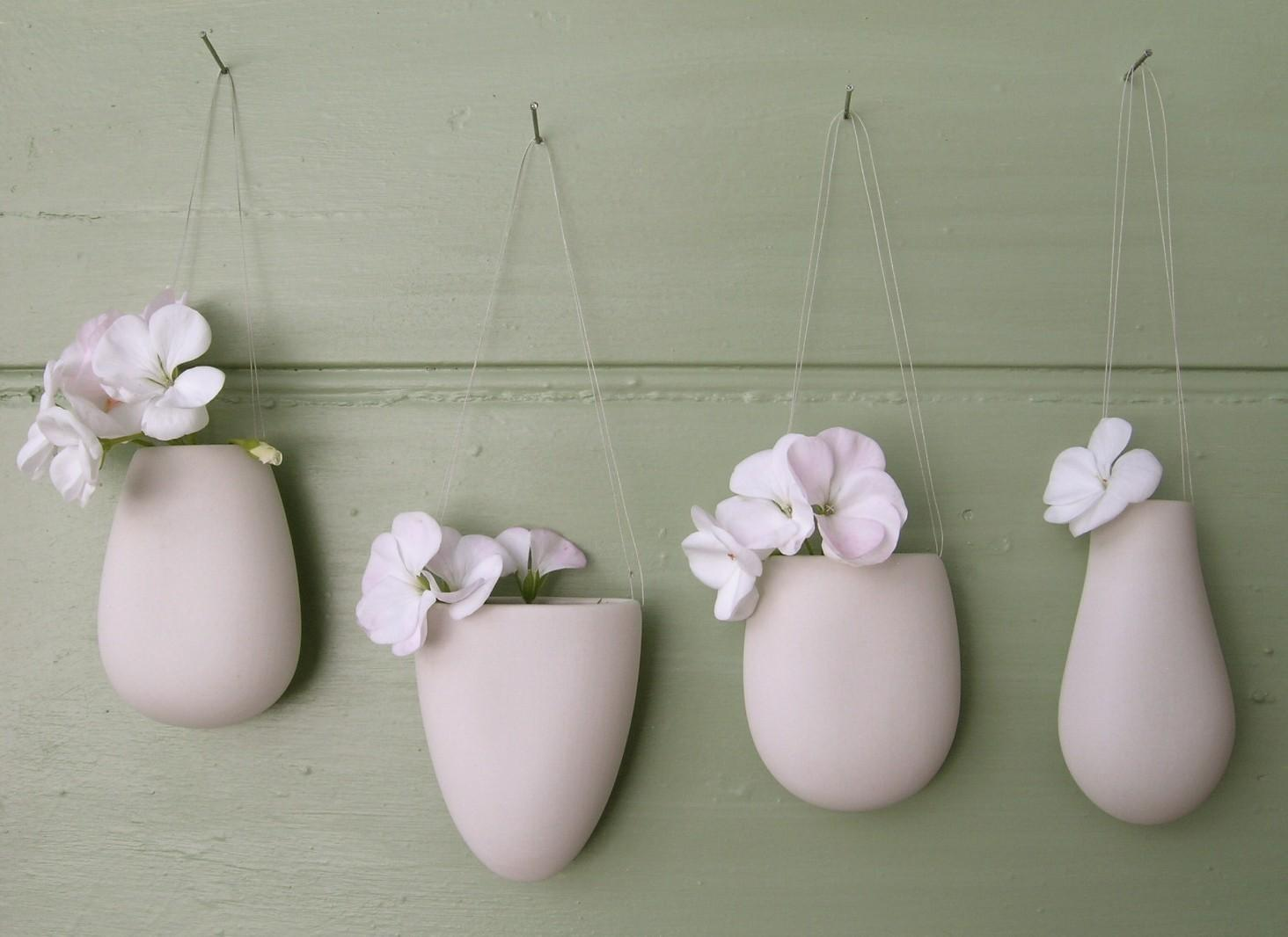 Flores Del Sol Found Friday Hanging Wall Pods
