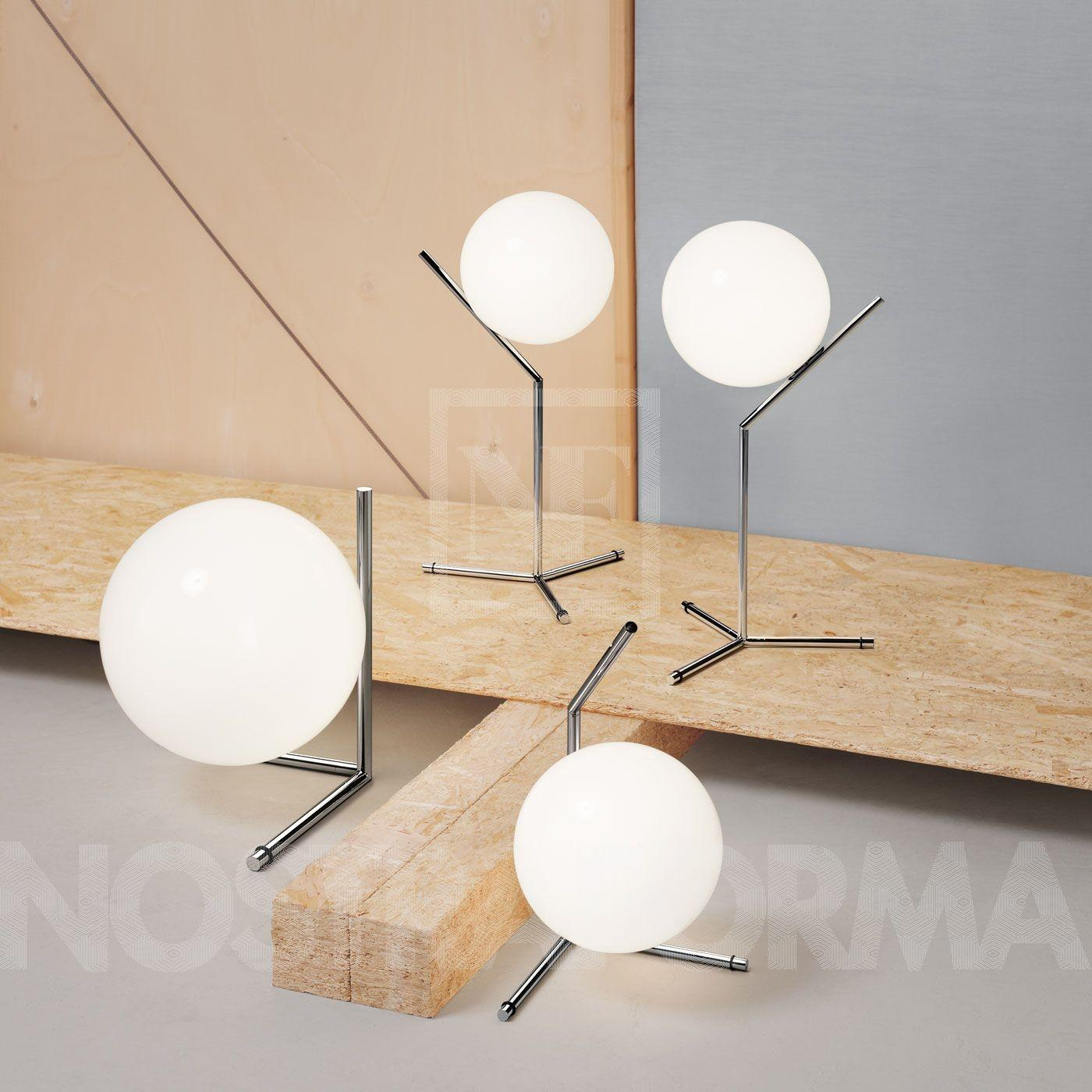 Flos Light Low Table Modern Contemporary
