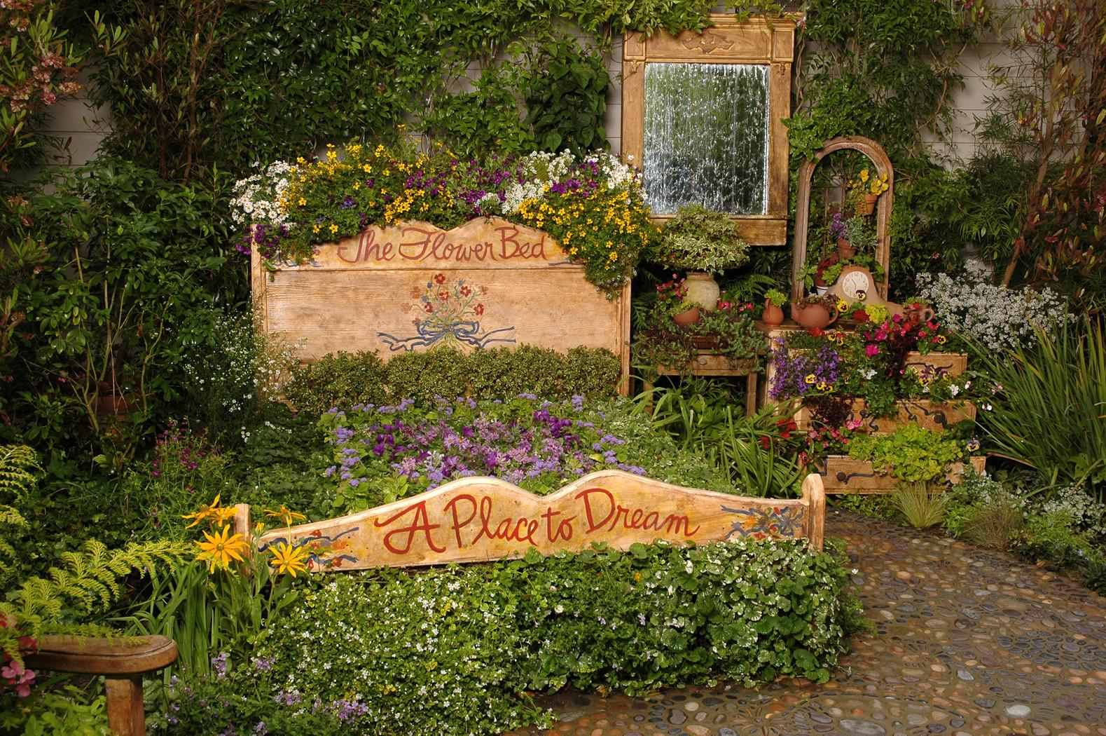 Flower Bed Ideas Quality