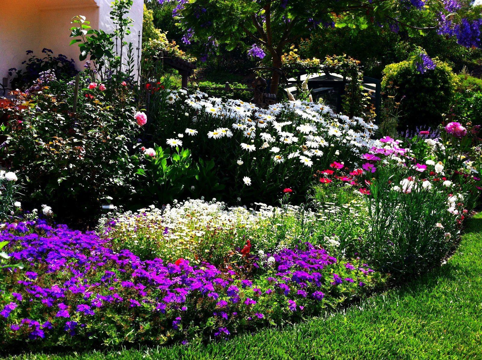 Flower Bed Ideas Ultimate Touch Nature Your