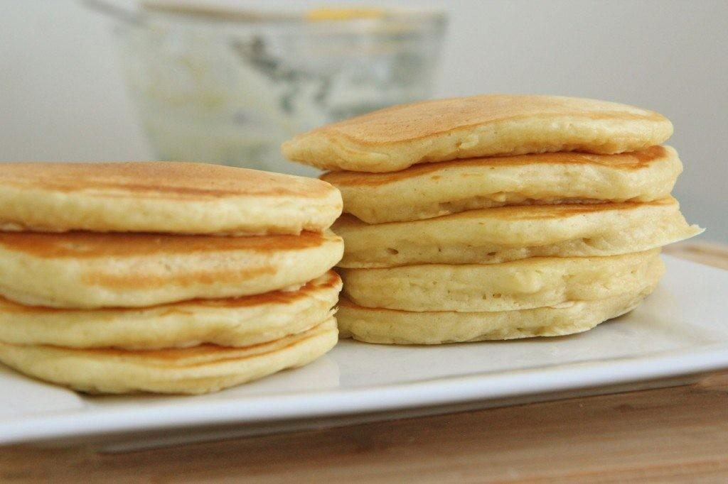 Fluffy Buttermilk Pancakes Recipe Divas Can Cook