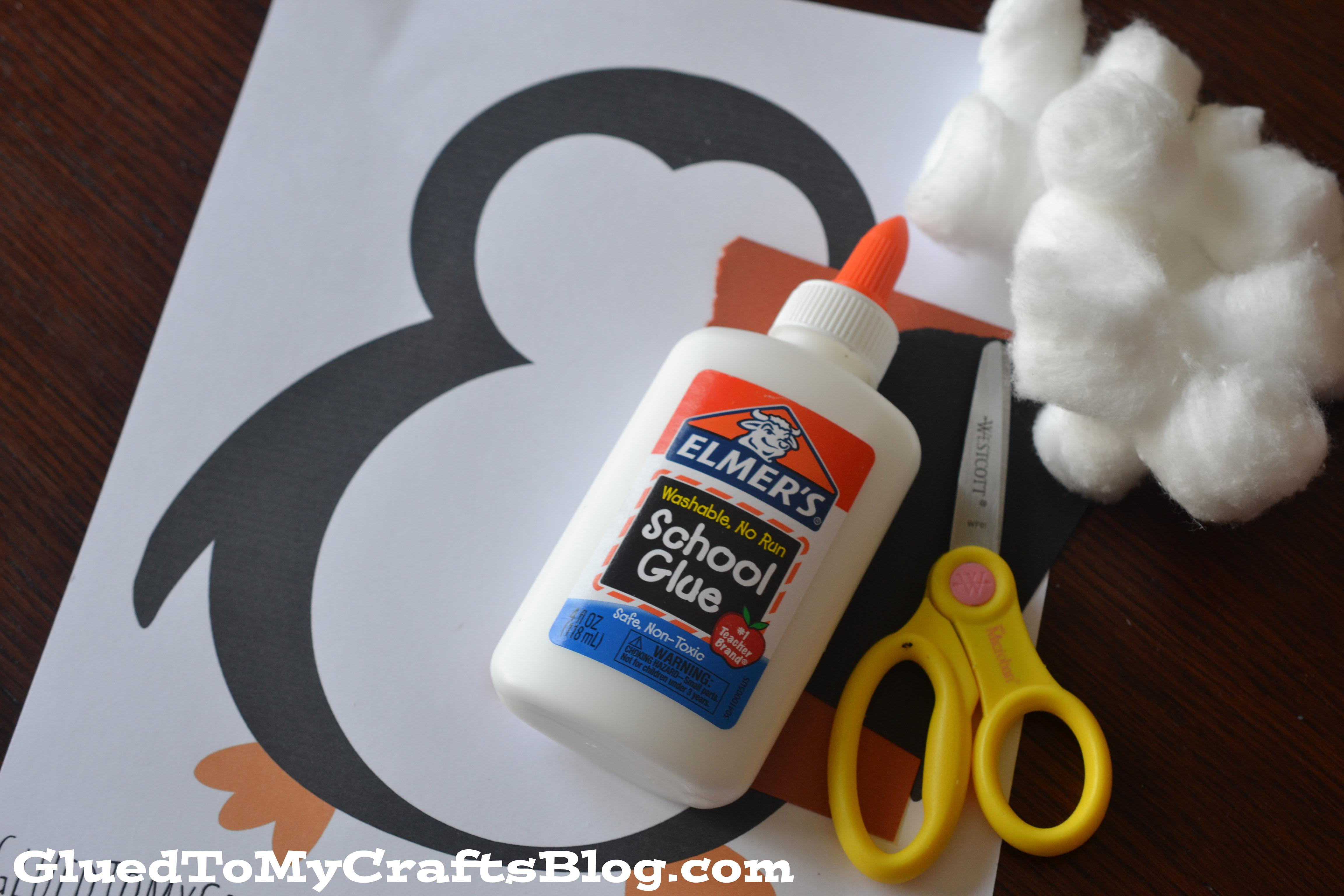 Fluffy Fun Awesome Cotton Ball Crafts