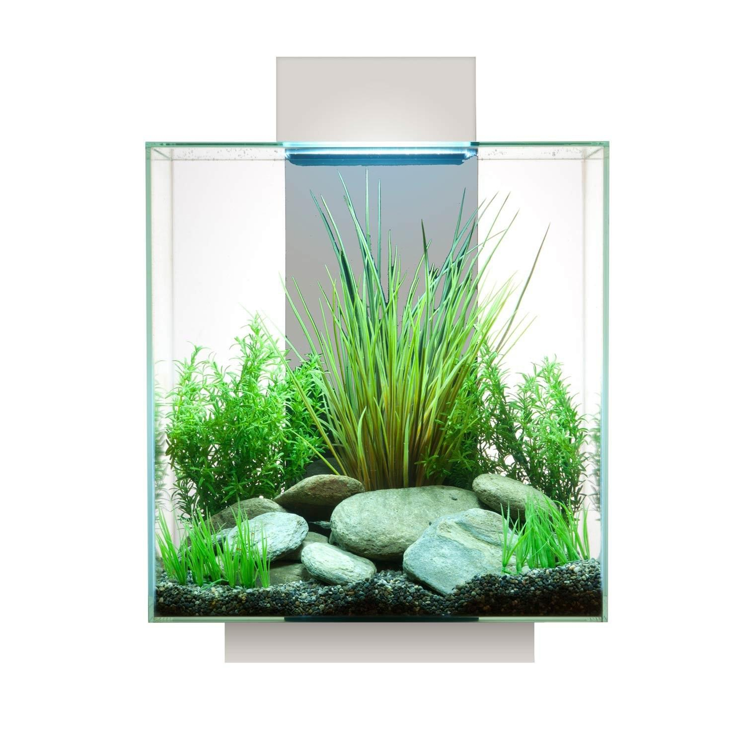 Fluval Edge Aquarium Kit White Petco