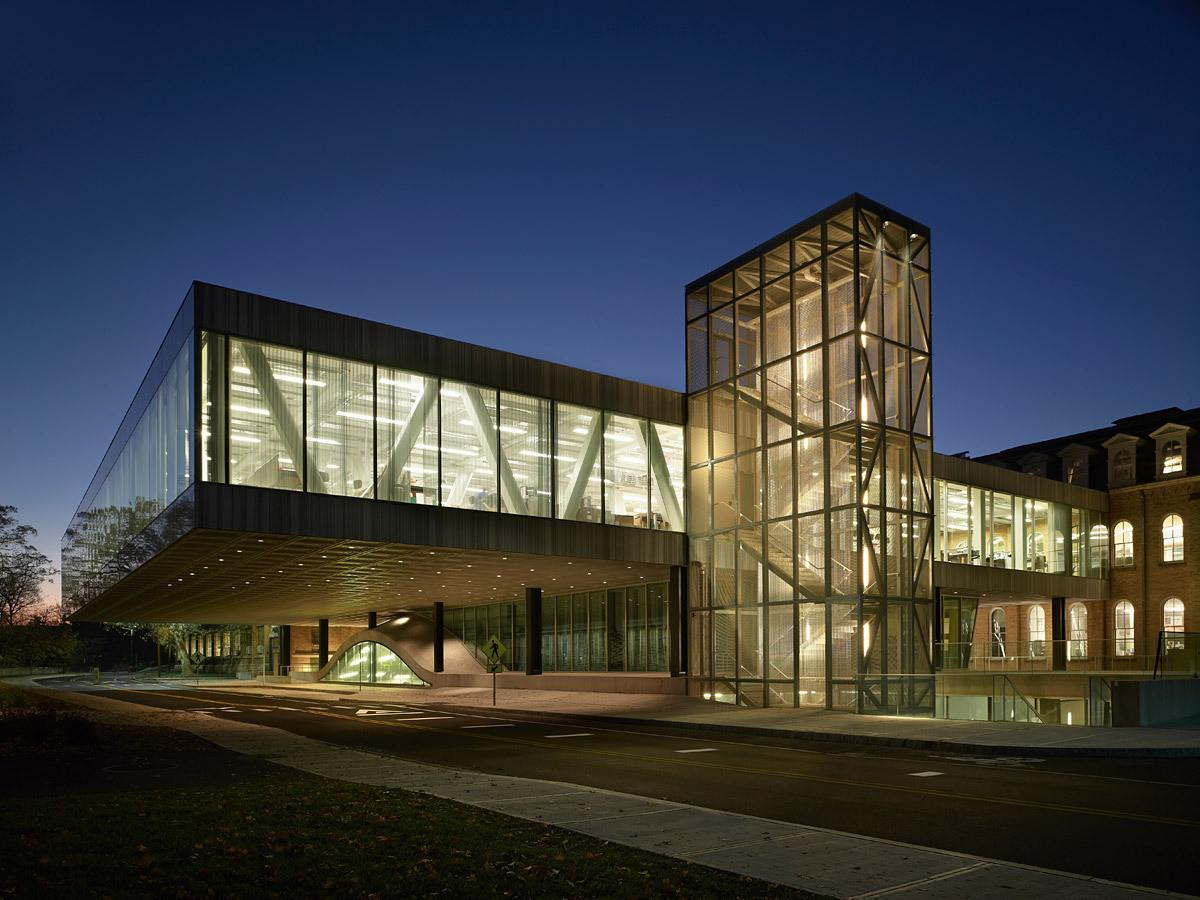 Focus Brad Feinknopf Features Archinect