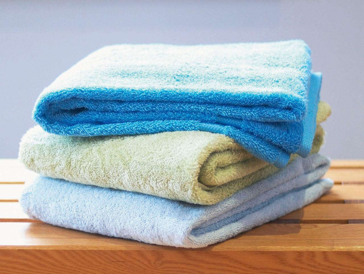 Fold Bath Towel