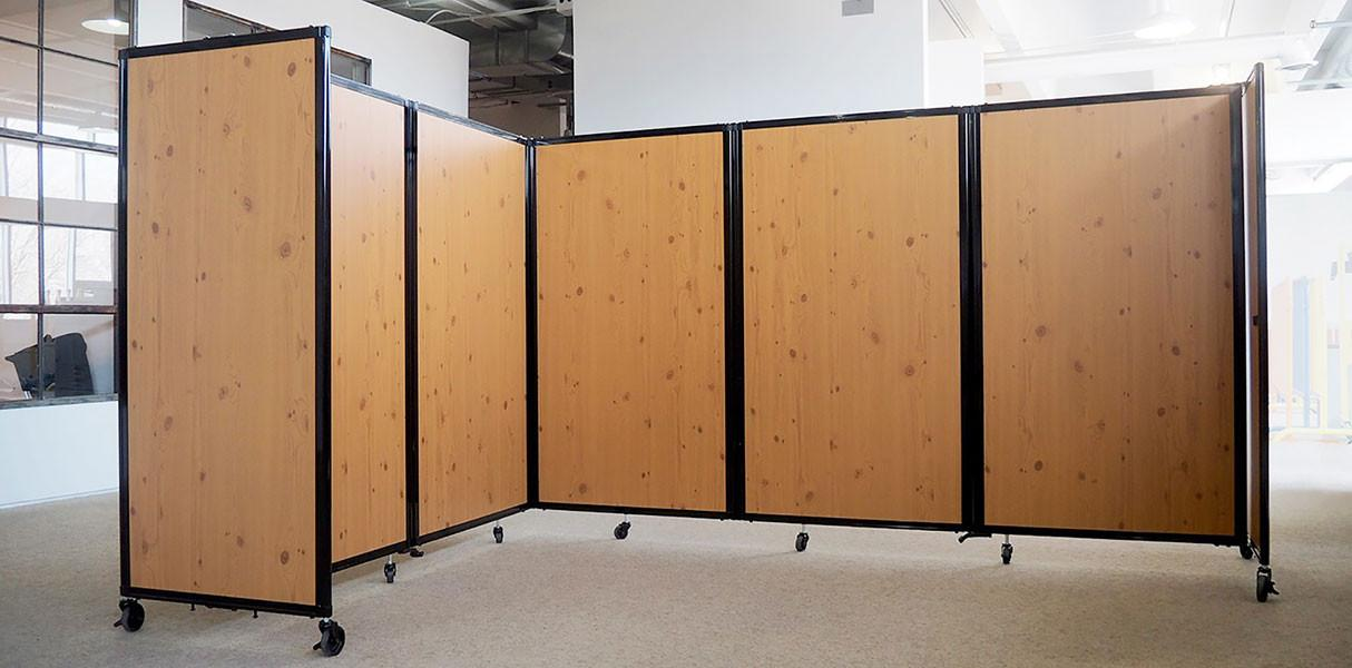 Folding Doors Room Dividers Portable Partitions