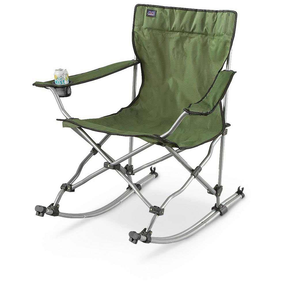Folding Outdoor Chairs Strongback Elite Camping