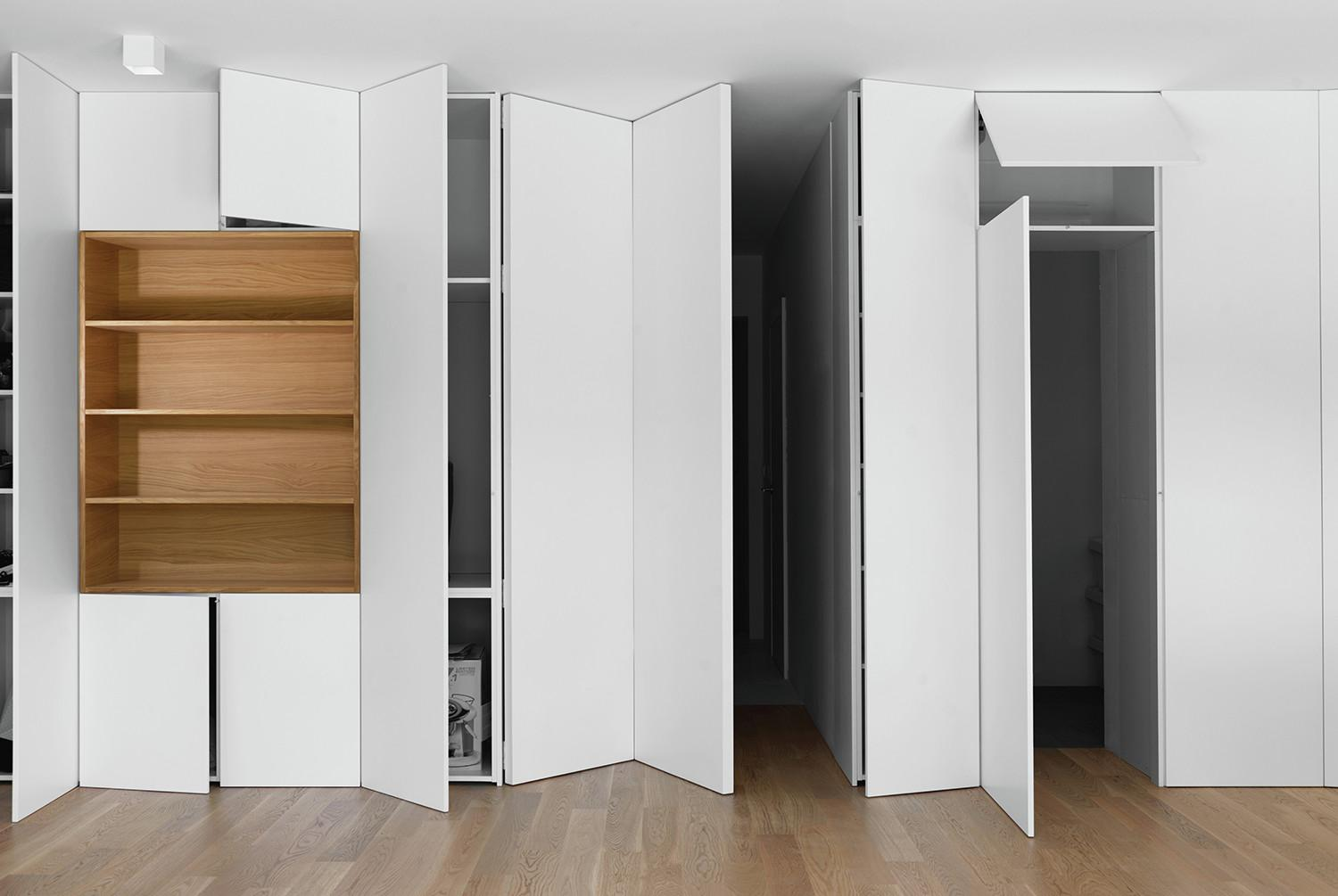 Folding Wall Apartment Arhitektura
