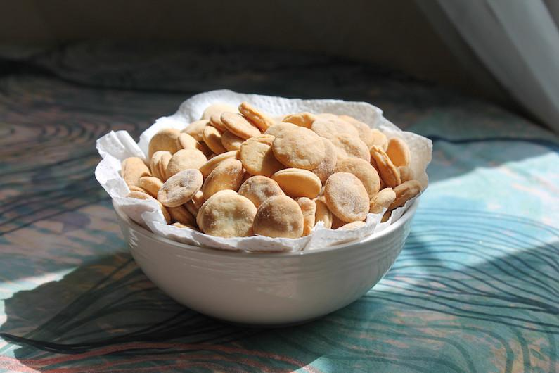 Food Lust People Love Easy Homemade Oyster Crackers