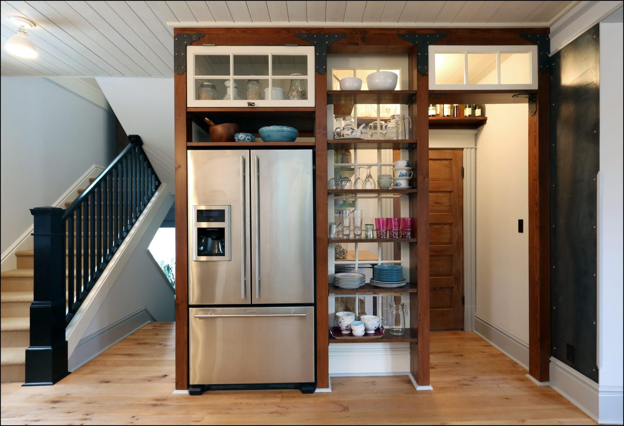 Food Storage Ideas Small Kitchen Cool Pantry